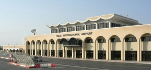 Malta International Airport (or other EU Airport)