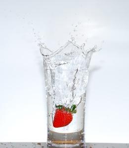 vinegarsplash
