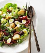 ..salads..